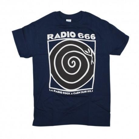 Tshirt classique bleu 2020